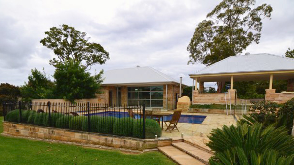 Galston - Poolhouse