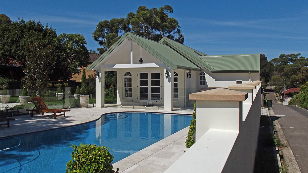 Randwick - Poolhouse